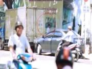 Tin tức trong ngày - TP.HCM: Bị phạt vì tè bậy, tài xế nói mình là Việt kiều