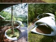 """Tài chính - Bất động sản - 20 kiến trúc siêu độc """"chỉ có thể là Nhật Bản"""""""