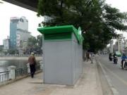 Tè bậy ngay gần nhà vệ sinh siêu sạch giữa Thủ đô