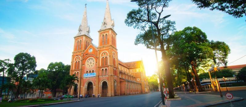 Sài Gòn vào top điểm đến rẻ nhất thế giới năm 2017 - ảnh 1