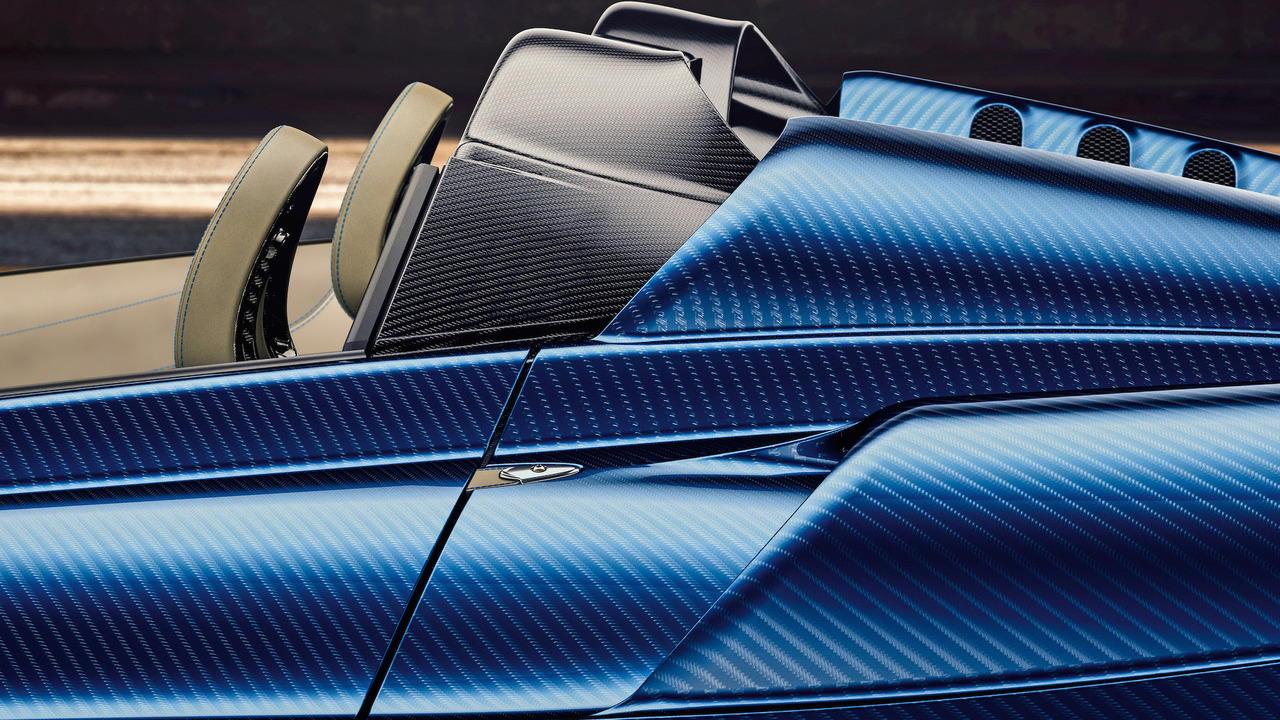Pagani Huayra Roadster nhẹ hơn, mạnh hơn giá 54,6 tỷ đồng - 7