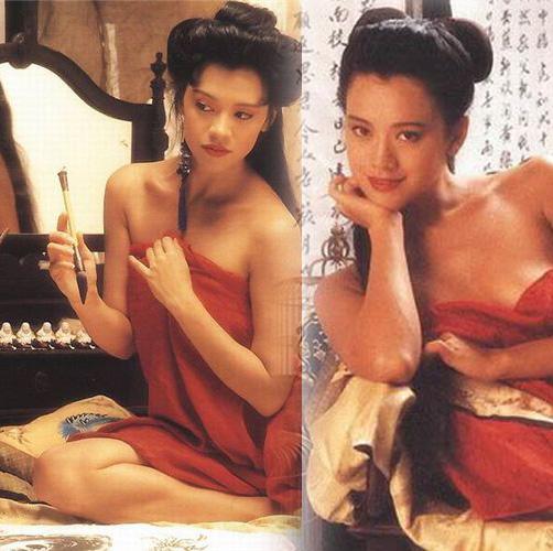 Hoa - á hậu Hồng Kông gây chấn động vì đóng phim 18+ - 4