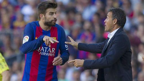 """Barca thua bẽ mặt, cầu thủ """"trù"""" Enrique ra đi - 1"""