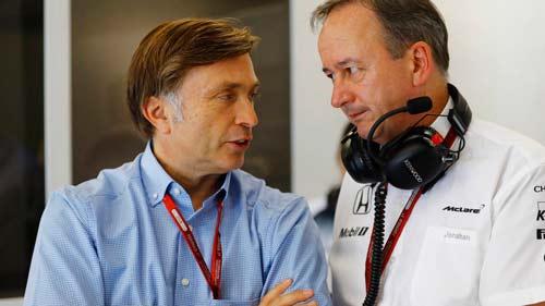 F1, McLaren tìm lại hào quang: Con đường chông gai