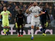 Bóng đá - Real Madrid: Duyên Cúp C1, Benzema vượt mặt Henry