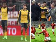 """Bóng đá - Góc chiến thuật Bayern – Arsenal: Mũi khoan vào """"họng Pháo"""""""