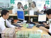 Tài chính - Bất động sản - Ngân hàng chấp nhận để tiền ế