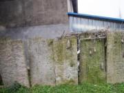 Thế giới - Trung Quốc: Dân dùng bia mộ cổ trăm năm để xây nhà