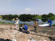 Tin tức trong ngày - Vớt lục bình trên sông, tá hỏa phát hiện thi thể bé trai