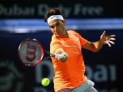 """Thể thao - Các giải tennis ATP 500: """"Cảm hứng kép"""" Federer - Nadal"""