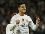 Tin HOT bóng đá tối 16/2: James chốt tương lai ở Real
