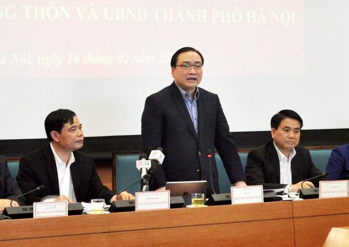 Hà Nội sắp có chợ đầu mối 250 triệu USD bán thực phẩm sạch - ảnh 1