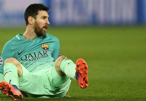 La Liga trước vòng 23: Barca-Messi không còn đường lùi