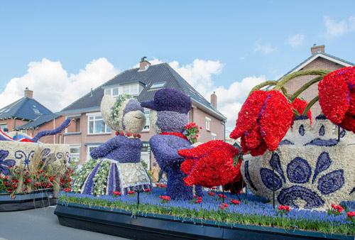 Lễ hội hoa xuân lớn nhất Thế giới sắp khai mạc - 5