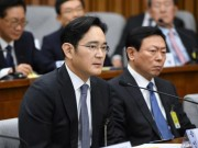 Phó Chủ tịch Samsung bị bắt vì tội đưa hối lộ