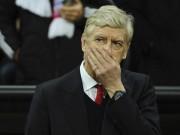 """Bóng đá - Arsenal: Wenger sẵn sàng ra đi sau """"vết nhơ"""" trên đất Đức"""
