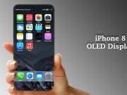 iPhone 8 sẽ có giá 1.000 USD, màn hình tương tác 5,15 inch