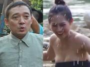 Phim - Cảnh phim Chiến Thắng nhìn trộm 4 sơn nữ tắm suối gây sốt