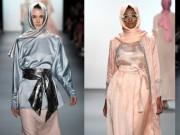 Thời trang - Chân dài nhập cư xuất hiện ồ ạt trên sàn diễn thời trang