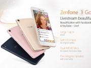 Asus Zenfone 3 Go giá rẻ lộ diện