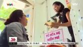 Tủ sữa mẹ miễn phí cho trẻ sơ sinh giữa lòng TP.HCM