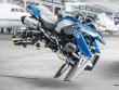 Rò rỉ bản concept xe máy bay của BMW