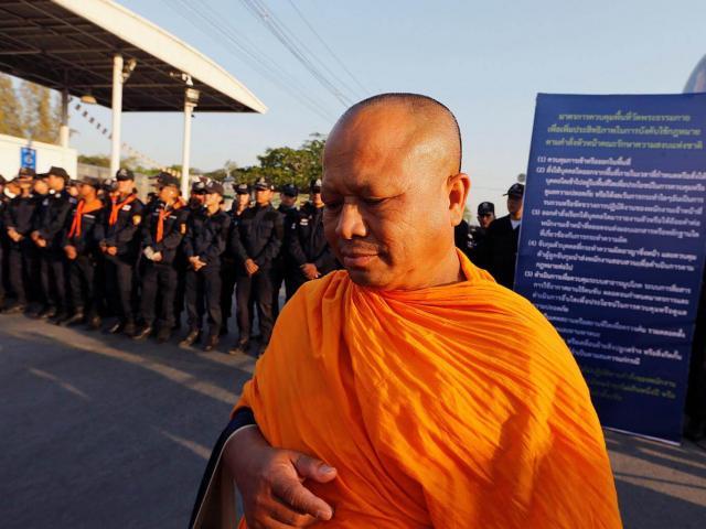 Phát hiện đường hầm bí mật trong ngôi chùa Thái Lan