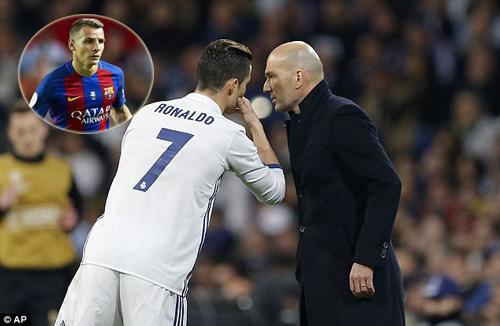 """SAO Barca trù ẻo Real sẽ """"nếm quả đắng"""" cuối mùa - 1"""