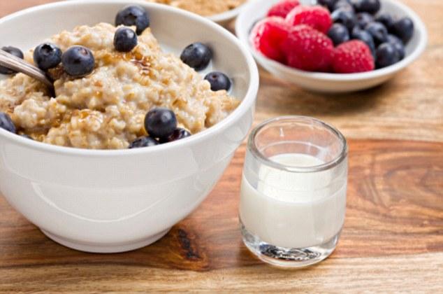 5 món ăn sáng giảm nguy cơ tiểu đường - 2