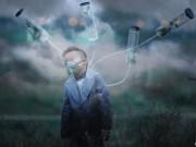 Bạn trẻ - Cuộc sống - Bộ ảnh cậu bé và môi trường khiến nhiều người suy ngẫm