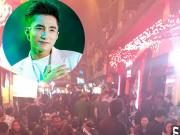 Ca nhạc - MTV - Khó tin Sơn Tùng đi diễn bằng xe...Dream cũ