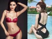 Thời trang - Khó chớp mắt khi ngắm mỹ nữ Việt mặc áo tắm quá sexy