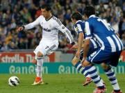 Chi tiết Real Madrid - Espanyol: Đẳng cấp Bale (KT)