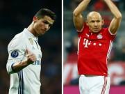 Bóng đá - Vô địch C1: Bayern sáng giá nhất, Barca tụt thê thảm