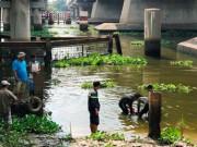 Tin tức trong ngày - Tìm thấy xác thanh niên nghi 2 lần nhảy sông Sài Gòn