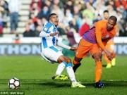 Chi tiết Huddersfield - Man City: Cơn đau đầu của Pep (KT)