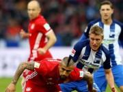 Bóng đá - Hertha Berlin – Bayern Munich: Thoát hiểm phút 90+6