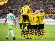 Bóng đá - Dortmund - Wolfsburg: Giận cá chém thớt
