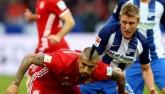 Hertha Berlin – Bayern Munich: Thoát hiểm phút 90+6