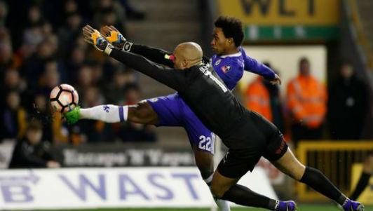 Wolverhampton - Chelsea: Hiệp 2 bùng nổ