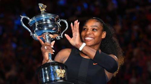 """10 tay vợt nữ vĩ đại nhất: Serena số 1, Sharapova """"mất tích"""""""