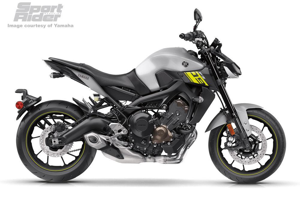 Yamaha FZ 09 2017 - Phong cách mới, hiệu suất mới