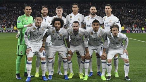 Zidane mơ mùa vĩ đại thứ 2: Nhờ đội siêu dự bị Real - 2