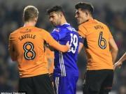 Chi tiết Wolves - Chelsea: Nhân đôi cách biệt (KT)