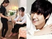 Bạn trẻ - Cuộc sống - Cười ngất với món quà chồng tặng vợ mê trai đẹp Lee Min Ho