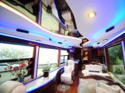 Thế giới - TQ: Xe bus sang chảnh 27 tỉ như khách sạn năm sao