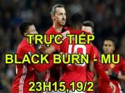 Chi tiết Blackburn - MU: Thay người siêu đẳng (KT)