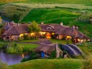 Bạn sẽ mong mình bé lại khi tới ngôi làng đẹp tựa cổ tích này