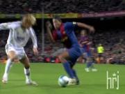 """Bóng đá - Tuyệt kỹ siêu sao: """"Rắn độc"""" Ro vẩu đấu """"Cầu vồng"""" Neymar (P2)"""