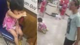 Phẫn nộ mẹ đánh con gái ở siêu thị chỉ vì một gói kẹo